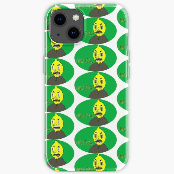 lemon grab iPhone Soft Case
