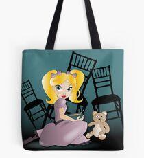 Twisted Tales - Goldilocks Tote Bag