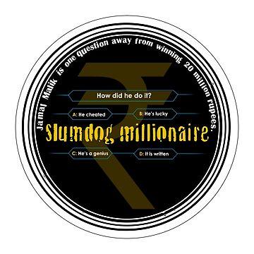 Slumdog millionaire by Iltoradi