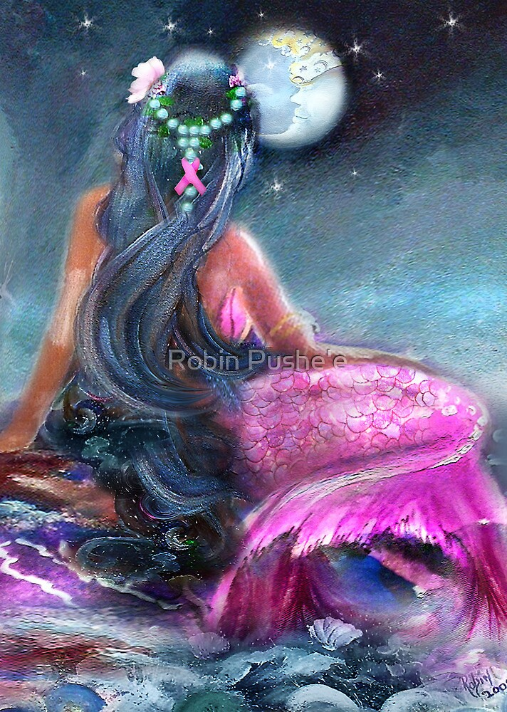 Surviving is NOT a Fantasy by Robin Pushe'e