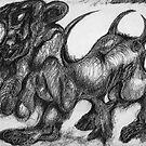 Minotaur by ivDAnu