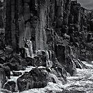 The Bombo Cascades by Ian English