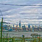 Hoboken View by mikepaulhamus
