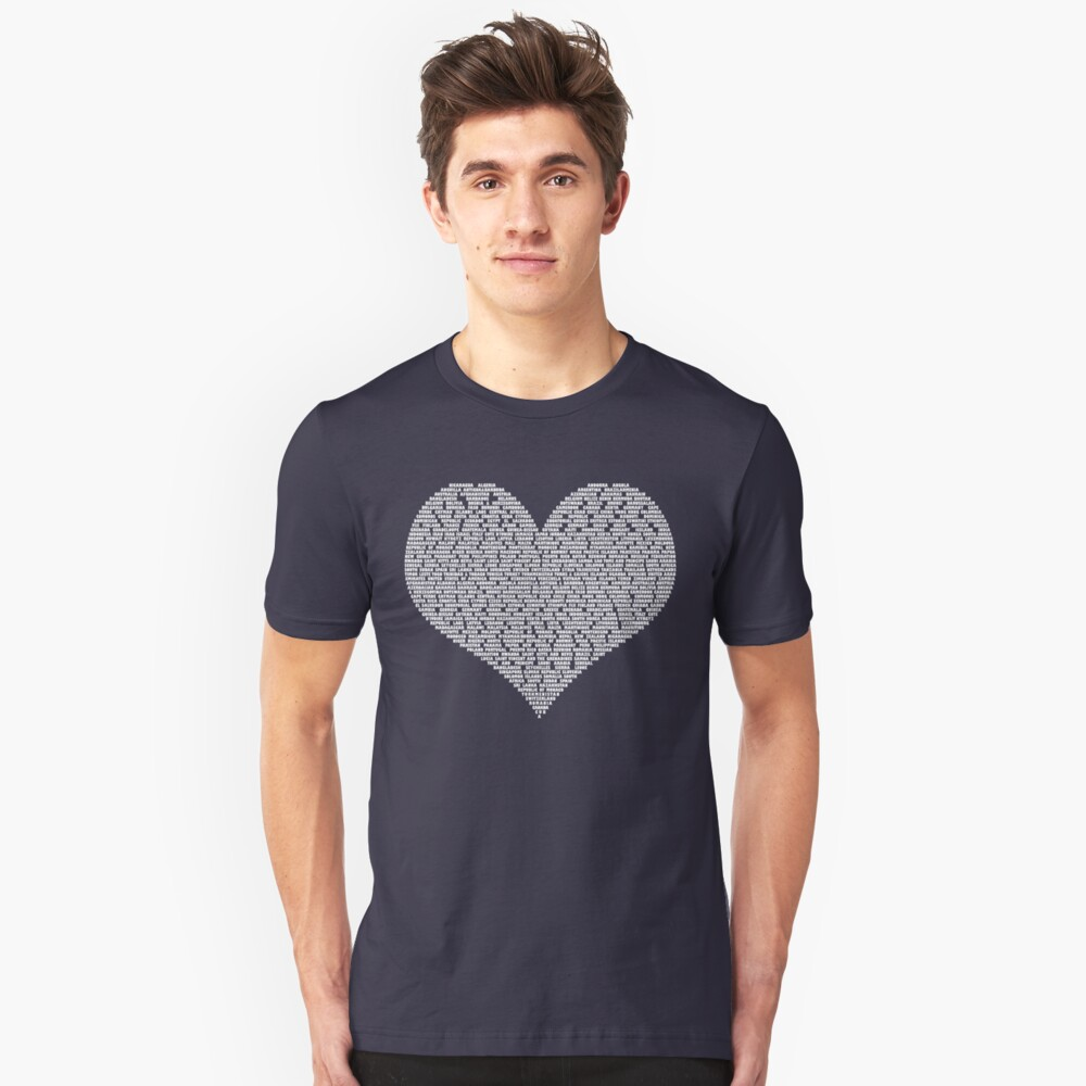 In this together Slim Fit T-Shirt