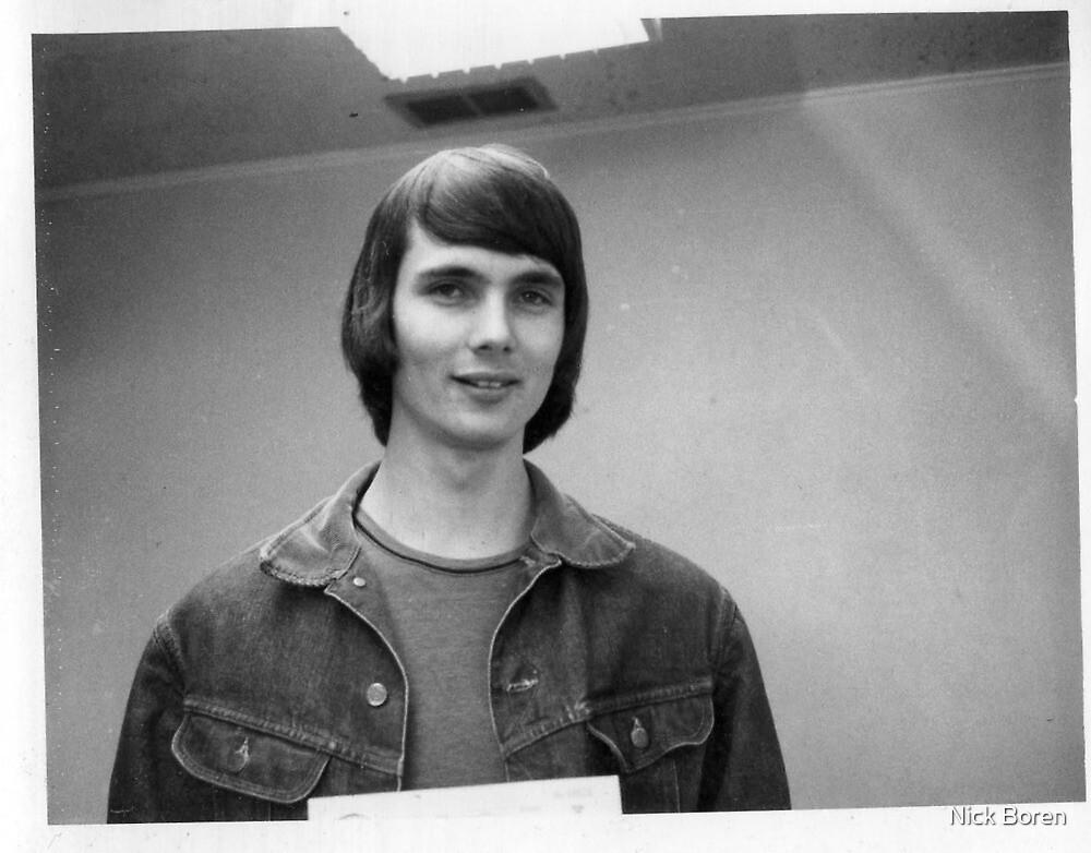 Vintage Nick by Nick Boren