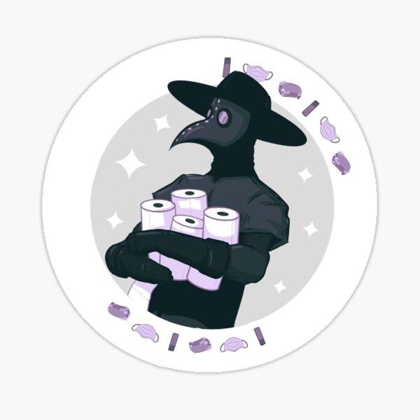Quarantine Survivor 2020 Sticker