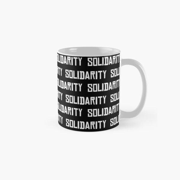 Solidarity | White Classic Mug