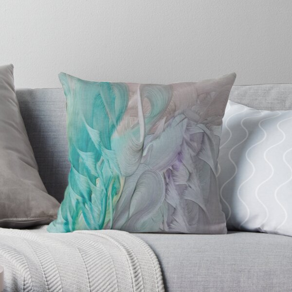 Saranyu Throw Pillow