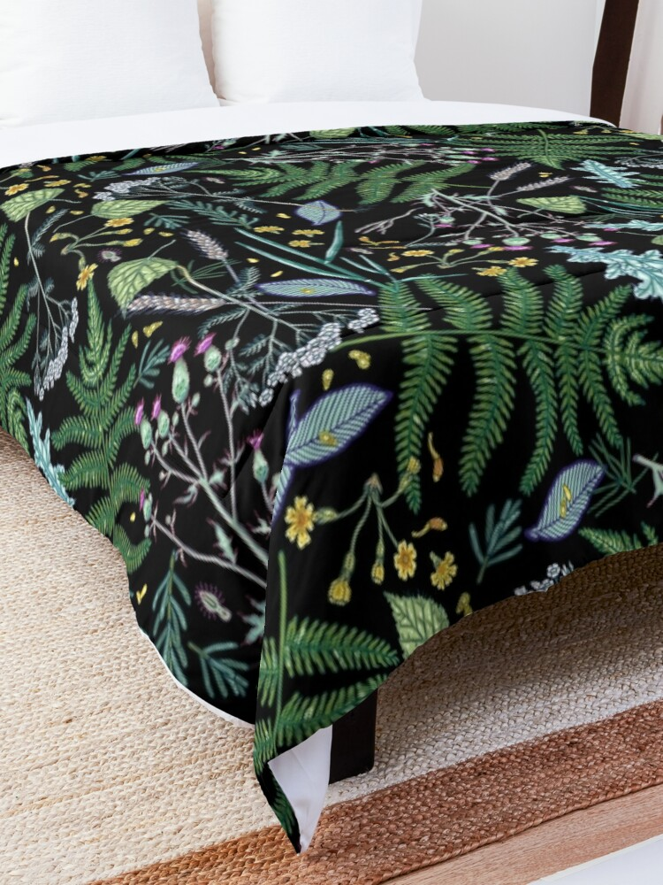Alternate view of Summer dream. Comforter