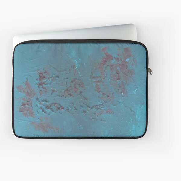 Hold Your Breath Laptop Sleeve