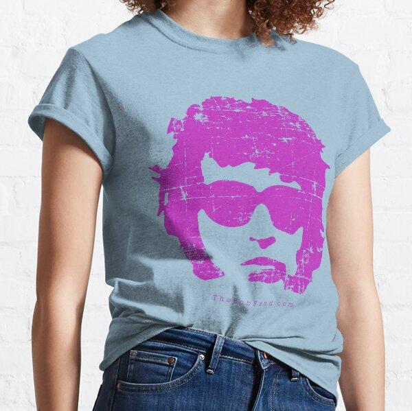 The Bob Band Pop Art Logo Classic T-Shirt