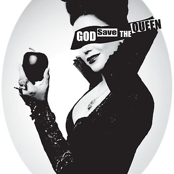 God Save the (Evil) Queen by tvtees