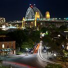 Back of the Bridge by Mathew Courtney