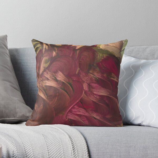 Salus Throw Pillow