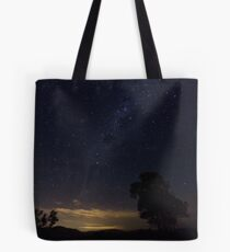 Terry's Comet Tote Bag