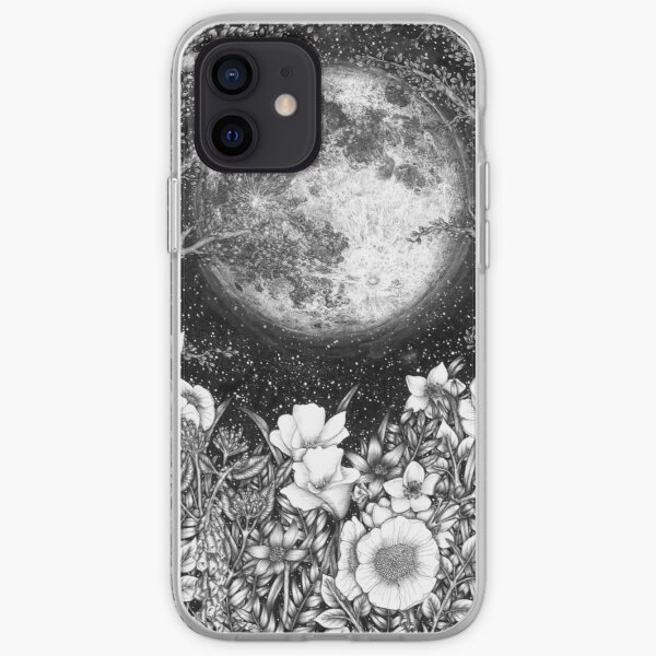 Midnight in the Garden iPhone Soft Case