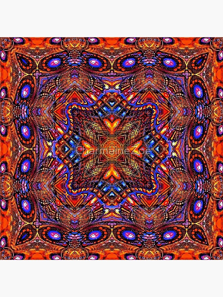 Krazy Kaleidoscope 1041 by CharmaineZoe