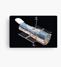 Time Machine by Hubble Canvas Print