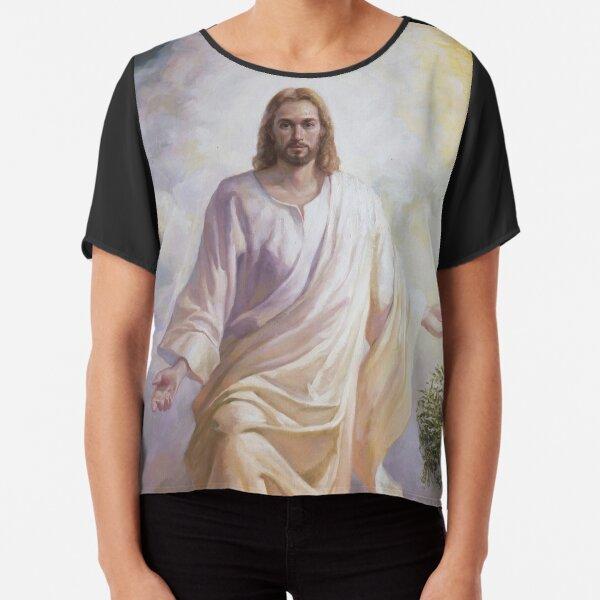 Jesús ha resucitado y vivo Blusa