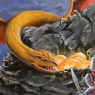 Dragon Nest Raider by Lee Twigger