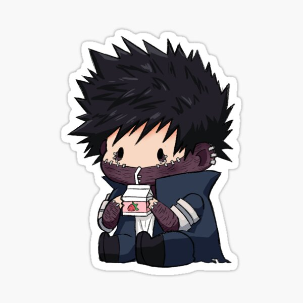 Dabi BNHA Sticker