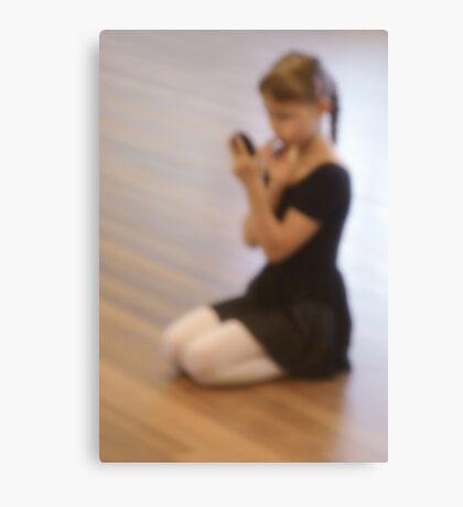 Ballet dreams Canvas Print