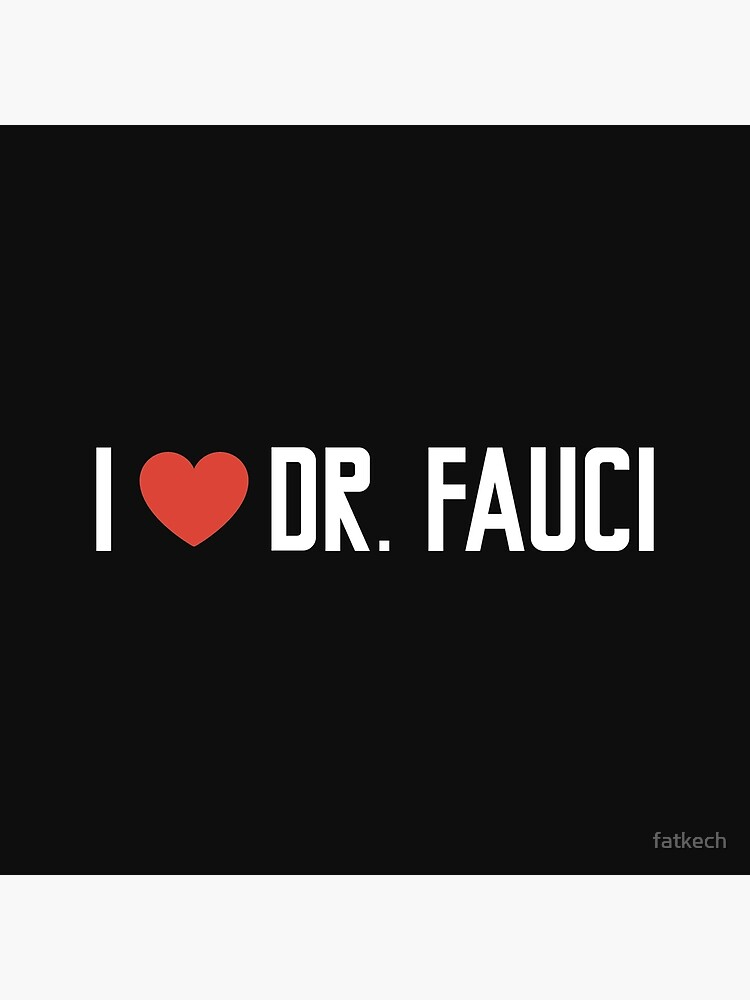dr fauci by fatkech