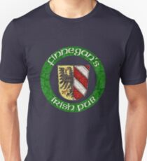 Finnegan's Irish Pub Nuremberg  Unisex T-Shirt