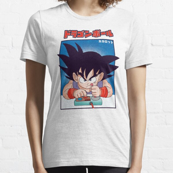 Dragon Ball Goku T-shirt essentiel