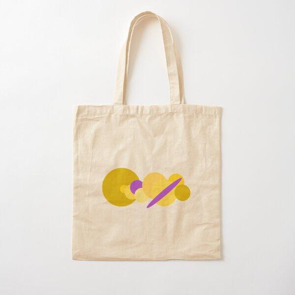 Intersex Solar System Cotton Tote Bag