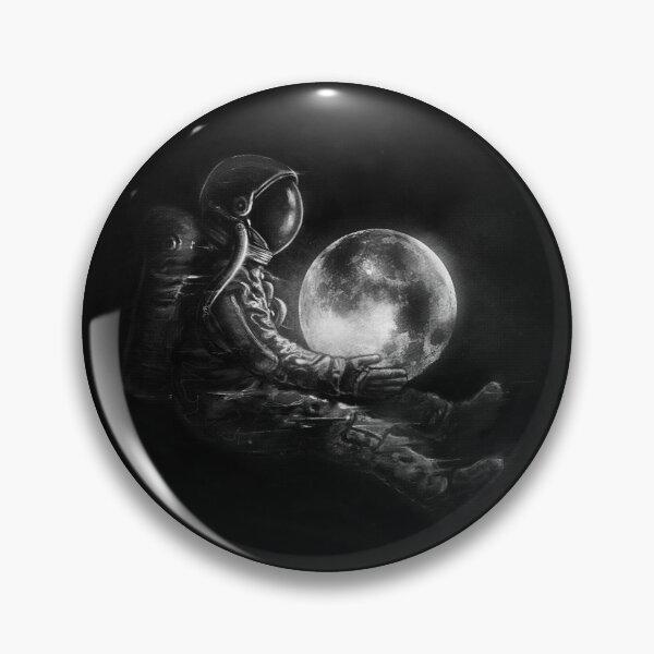 Moon Play Pin