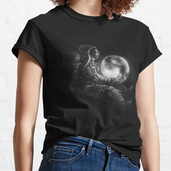 Moon Play Classic T-Shirt