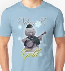 Silver & Gold  Slim Fit T-Shirt