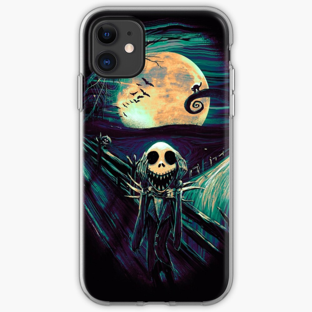 The Scream Before Christmas iPhone Case & Cover