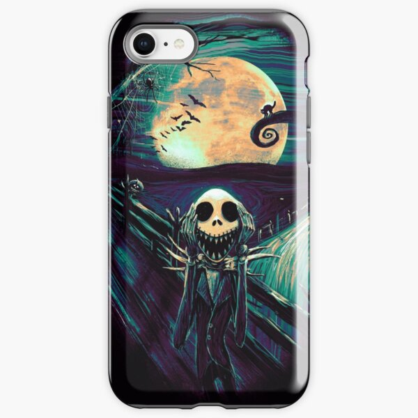 The Scream Before Christmas iPhone Tough Case
