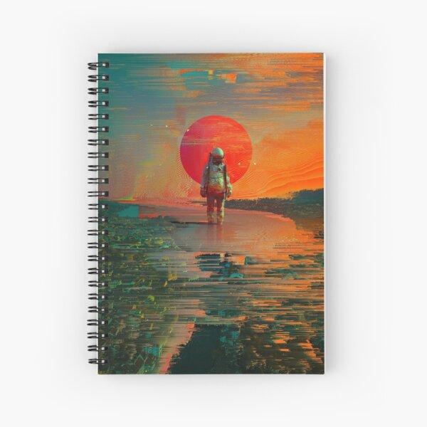 The Blast Spiral Notebook