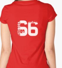 Some People Are On The Pitch... Women's Fitted Scoop T-Shirt