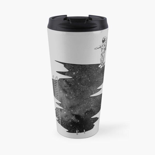 Space Diving Travel Mug