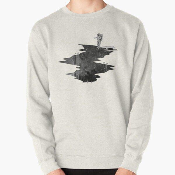 Space Diving Pullover Sweatshirt