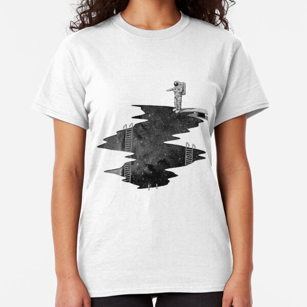 Space Diving Classic T-Shirt
