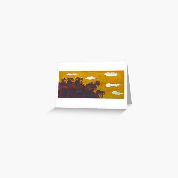 Little Landscape Greeting Card