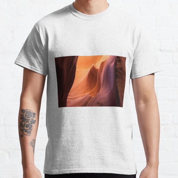 Sandstone Waves Classic T-Shirt