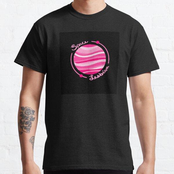 Space Lesbian Classic T-Shirt