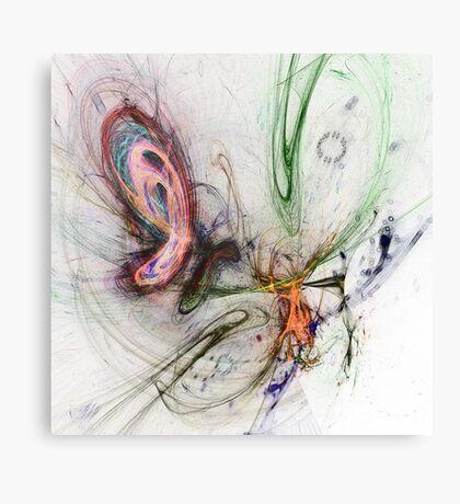 Dynamics Canvas Print