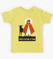 Once Upon a Time Kids Tee