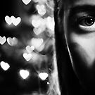 A heart without love, is a tear waiting to cry by Ulla Jensen