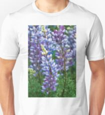 Dancing Lupines - Spring In Central California T-Shirt