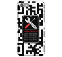 iTweak QR iPhone Case/Skin