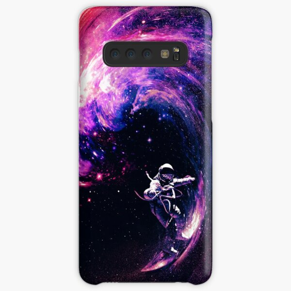 Space Surfing II Samsung Galaxy Snap Case