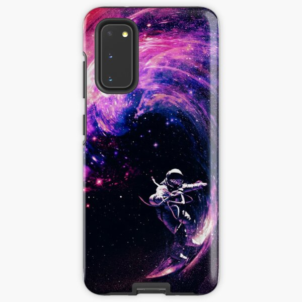Space Surfing II Samsung Galaxy Tough Case